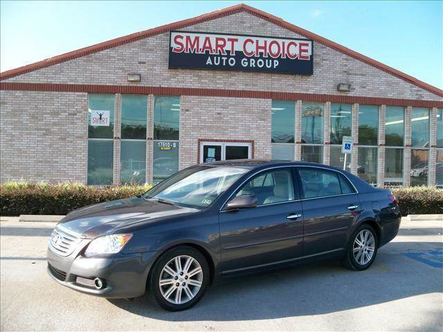 2008 TOYOTA AVALON UNSPECIFIED grey 82561 miles VIN 4T1BK36B98U286704