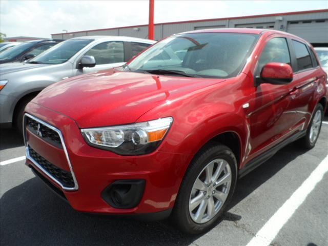 2015 MITSUBISHI OUTLANDER SPORT SE 4DR WAGON red thank you very much for the opportunity to earn