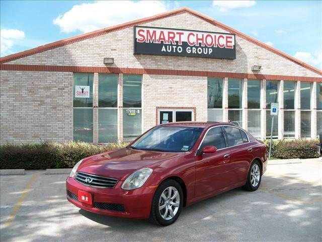 2005 INFINITI G35 BASE RWD 4DR SEDAN red center console trim - alloy dash trim - alloy door tri