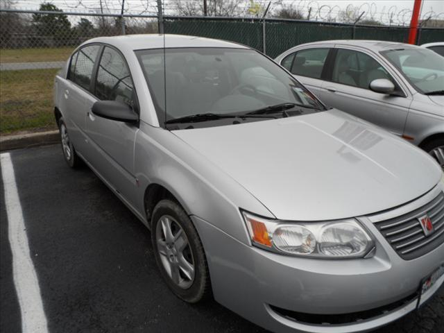 2006 SATURN ION 2 4DR SEDAN WAUTOMATIC silver air conditioningamfm radiocd playerchild safet