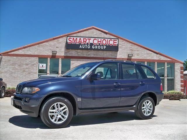 2006 BMW X5 30I AWD 4DR SUV blue air filtration center console trim - wood dash trim - wood d