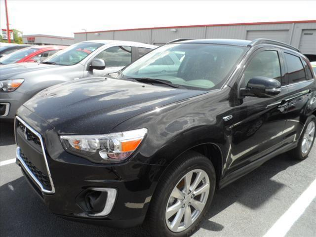 2015 MITSUBISHI OUTLANDER SPORT black thank you very much for the opportunity to earn your busine