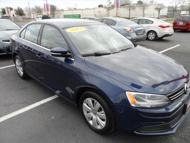 2013 VOLKSWAGEN JETTA blue pushpullordrag --independence freedom sale--  declare  save mor