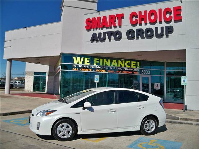 2010 TOYOTA PRIUS ONE TWO THREE FOUR FIVE white 87988 miles VIN JTDKN3DU3A1291081