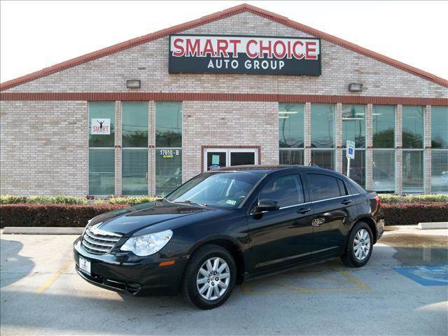 2010 CHRYSLER SEBRING TOURING 4DR SEDAN black 80162 miles VIN 1C3CC4FB6AN137683