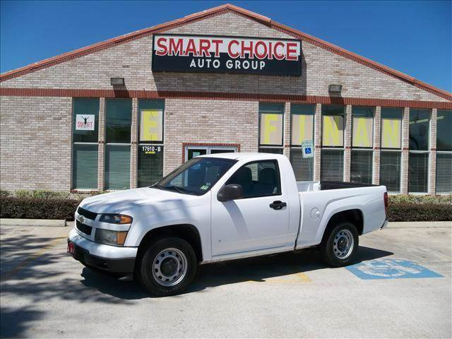 2009 CHEVROLET COLORADO LT VL WORK TRUCK white 96474 miles VIN 1GCCS149598114662
