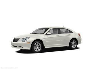 2009 CHRYSLER SEBRING LX 4DR SEDAN stone white laporte mitsubishi w in-house advantage also can