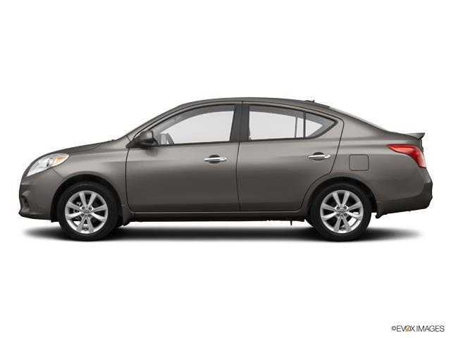 2014 NISSAN VERSA SV silver laporte mitsubishi w in-house advantage also can put a positive mark