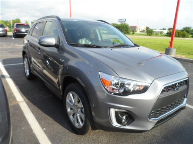 2015 MITSUBISHI OUTLANDER SPORT 24 GT 4DR WAGON grey smart choice auto group offer in-house fina