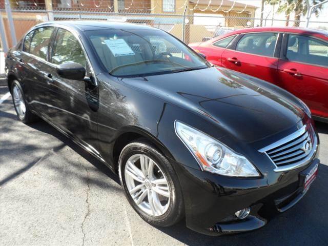 2012 INFINITI G37 SEDAN black bw11108 2012 infiniti g sedan37x awd black jn1cv6ar2cm673404 la po