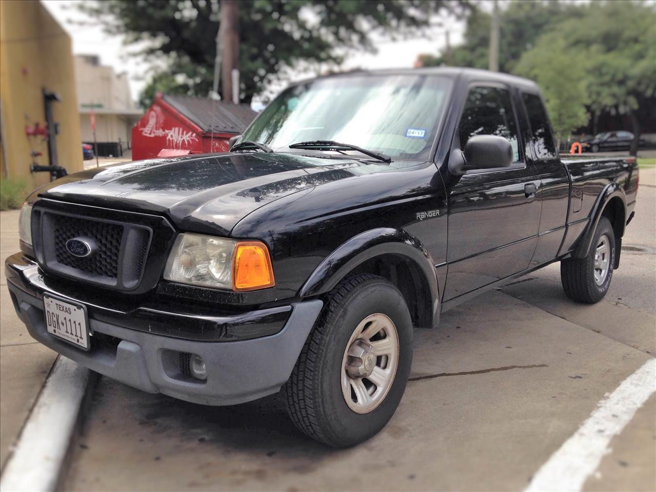 2005 FORD RANGER black laporte mitsubishi w in-house advantage also can put a positive mark on y