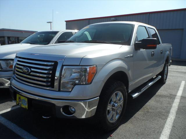 2012 FORD F-150 silver thank you very much for the opportunity to earn your business  laporte mi