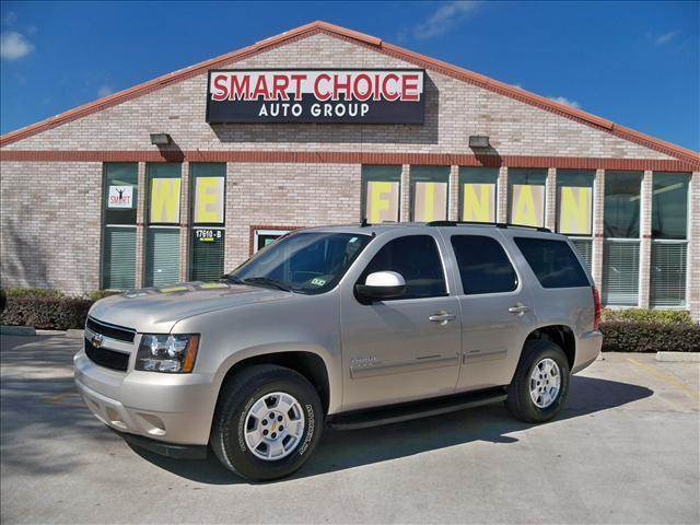 2010 CHEVROLET TAHOE LS 4X2 4DR SUV gold 75838 miles VIN 1GNMCAE37AR193141