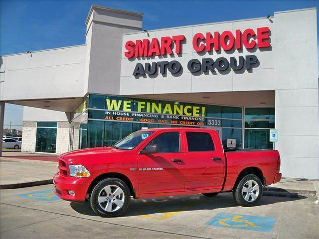 2012 RAM RAM PICKUP 1500 red 8961 miles VIN 1C6RD7KT2CS285067