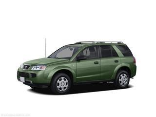 2006 SATURN VUE BASE 4DR SUV WAUTOMATIC cypress green laporte mitsubishi w in-house advantage a