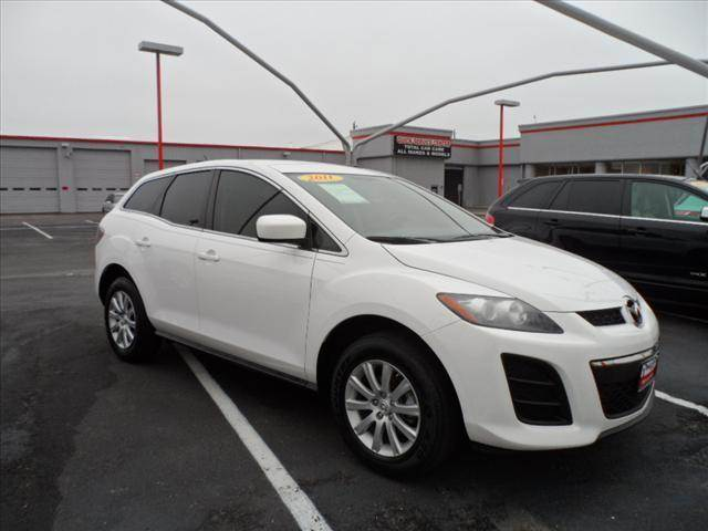 2011 MAZDA CX-7 I SV 4DR SUV white thank you very much for the opportunity to earn your business