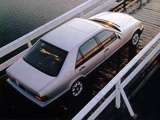 1992 MERCEDES-BENZ 500-CLASS 500SEL 4DR SEDAN unspecified laporte mitsubishi w in-house advantag