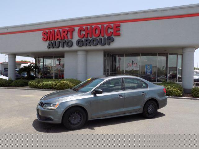 2012 VOLKSWAGEN JETTA gray follow the white rabbit --patriot sale-- right now with 0 down w