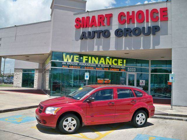 2009 DODGE CALIBER SE 4DR WAGON red thank you very much for the opportunity to earn your business