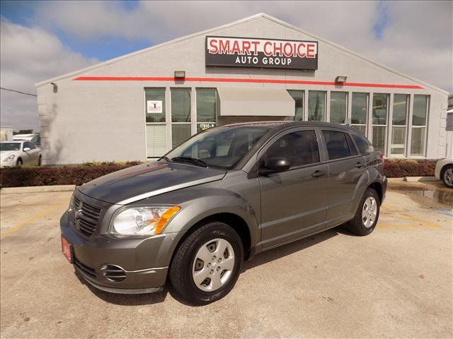 2011 DODGE CALIBER EXPRESS 4DR WAGON gray abs brakesair conditioningamfm radiocargo area cove