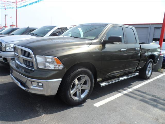 2012 RAM RAM PICKUP 1500 green pushpullordrag --independence freedom sale--  declare  save