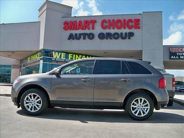 2012 FORD EDGE LIMITED 4DR SUV grey 59110 miles VIN 2FMDK3KC8CBA16501