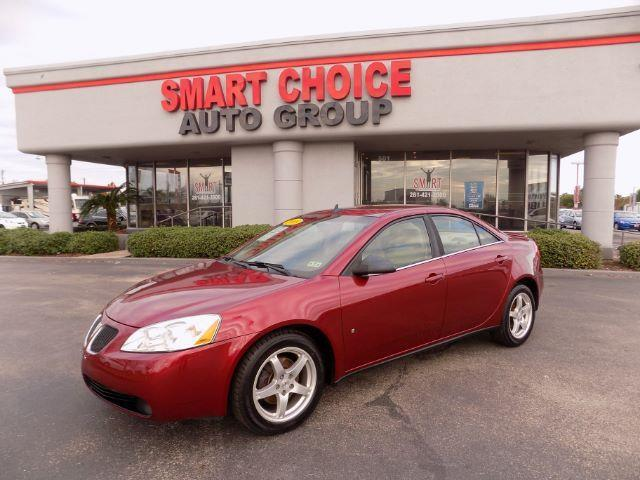 2009 PONTIAC G6 GT 4DR SEDAN W1SA thank you very much for the opportunity to earn your business