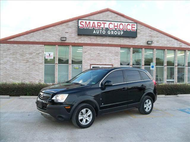 2009 SATURN VUE XE 4DR SUV black onyx door handle color - body-color exhaust tip color - stainle