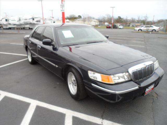 2002 MERCURY GRAND MARQUIS LS PREMIUM 4DR SEDAN blue thank you very much for the opportunity to e