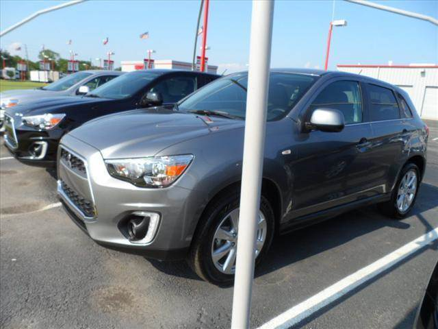2015 MITSUBISHI OUTLANDER SPORT mercury gray pearl thank you very much for the opportunity to ear