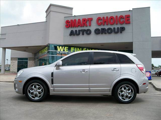 2008 SATURN VUE RED LINE 4DR SUV silver door handle color - body-color exhaust - dual exhaust ti