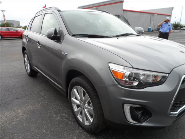 2015 MITSUBISHI OUTLANDER SPORT SE 4DR WAGON grey thank you very much for the opportunity to earn