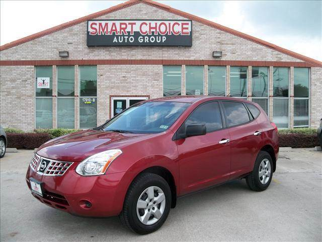 2010 NISSAN ROGUE maroon 118094 miles VIN JN8AS5MT6AW001608