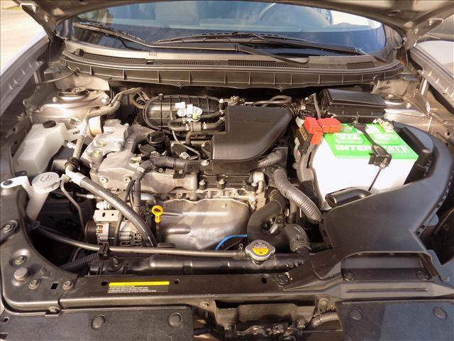 2012 NISSAN ROGUE S 2WD gray abs brakesair conditioningamfm radiocargo area tiedownscd playe
