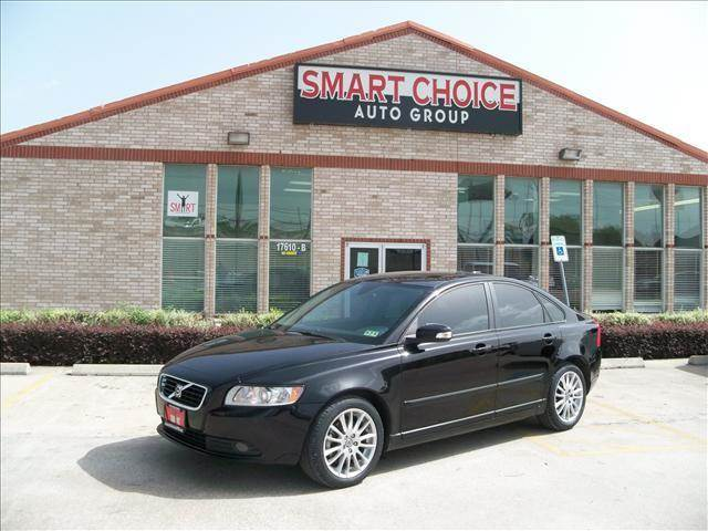 2010 VOLVO S40 24I 4DR SEDAN black 101113 miles VIN YV1382MS3A2504913