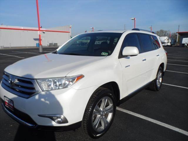 2012 Toyota Highlander Limited Houston, TX