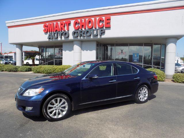 2010 LEXUS LS 460 BASE AWD 4DR SEDAN blue thank you very much for the opportunity to earn your bu