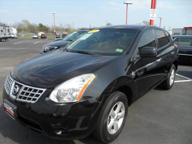 2012 NISSAN ROGUE black thank you very much for the opportunity to earn your business  smart cho