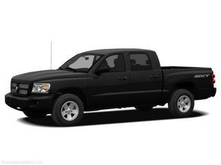 2011 RAM DAKOTA BIGHORNLONESTAR brilliant black crystal pearlc laporte mitsubishi w in-house ad