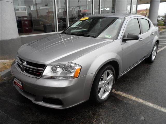 2013 DODGE AVENGER gray pushpullordrag --independence freedom sale--  declare  save more t