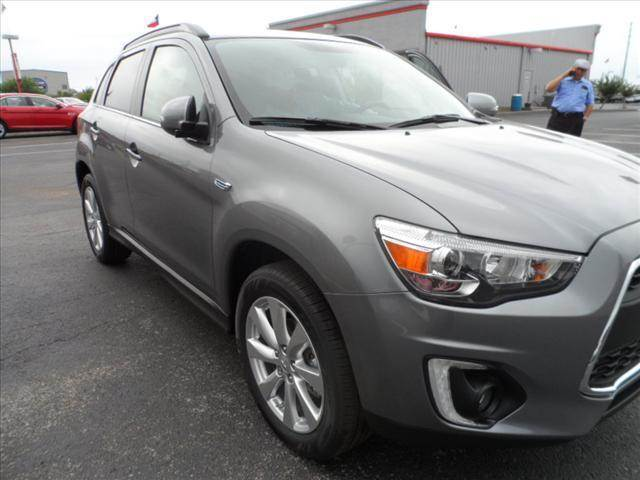 2015 MITSUBISHI OUTLANDER SPORT grey thank you very much for the opportunity to earn your busines