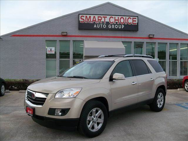 2008 SATURN OUTLOOK XR 4DR SUV gold abs brakesair conditioningalloy wheelsamfm radioautomati