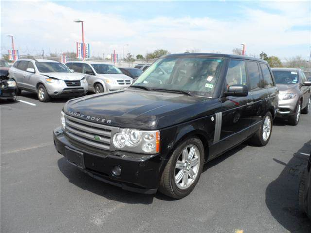 2008 LAND ROVER RANGE ROVER HSE 4X4 SUV black thank you very much for the opportunity to earn you