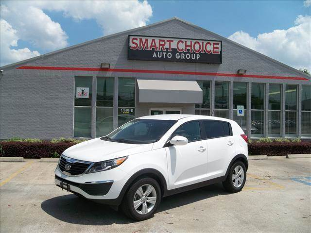 2013 KIA SPORTAGE white abs brakesair conditioningalloy wheelsautomatic headlightscargo area
