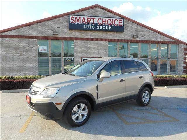 2009 SATURN VUE XE 4DR SUV tan 124323 miles VIN 3GSCL33P69S575437