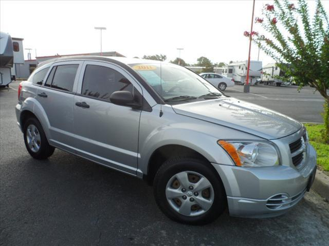 2011 DODGE CALIBER EXPRESS 4DR WAGON silver pushpullordrag --independence freedom sale--  de