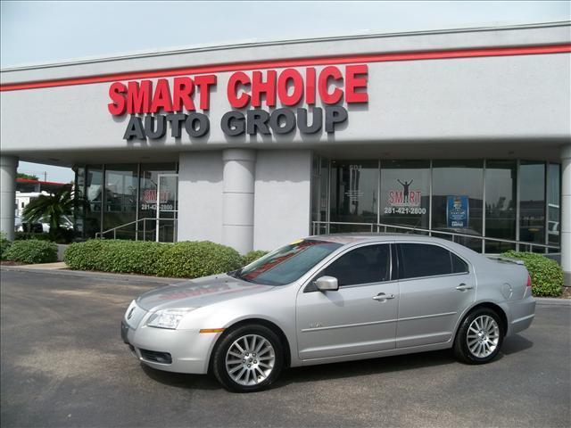2007 MERCURY MILAN V6 4DR SEDAN silver pushpullordrag --independence freedom sale--  declar