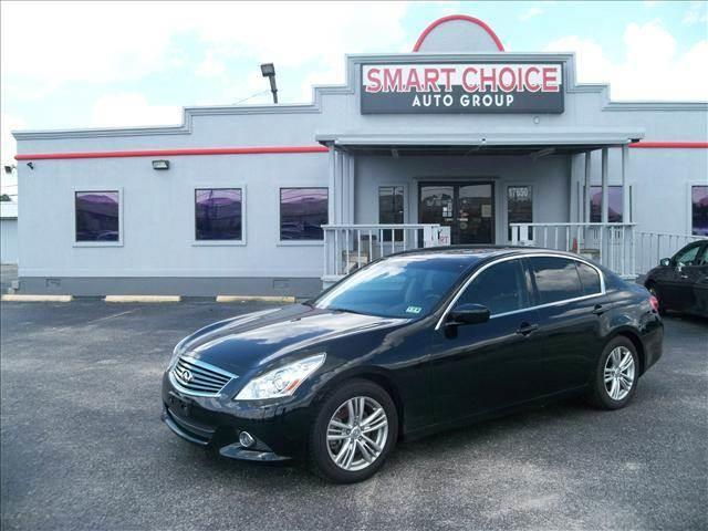 2012 INFINITI G37 SEDAN black abs brakesair conditioningalloy wheelsamfm radioautomatic head