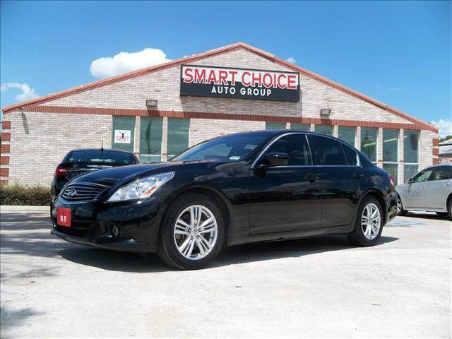 2011 INFINITI G37 SEDAN UNSPECIFIED black 54903 miles VIN JN1CV6AP5BM505186