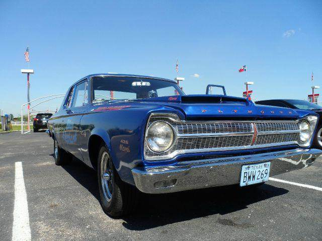 1965 PLYMOUTH BELVEDERE SS blue devil power and to control the road 0 miles VIN 9260284r11l1t